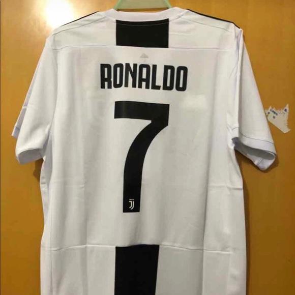 online retailer 19ba9 d5968 Cristiano Ronaldo Juventus Men's Jersey NWT